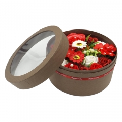 Eternal Scented Roses Gift Box (Red)